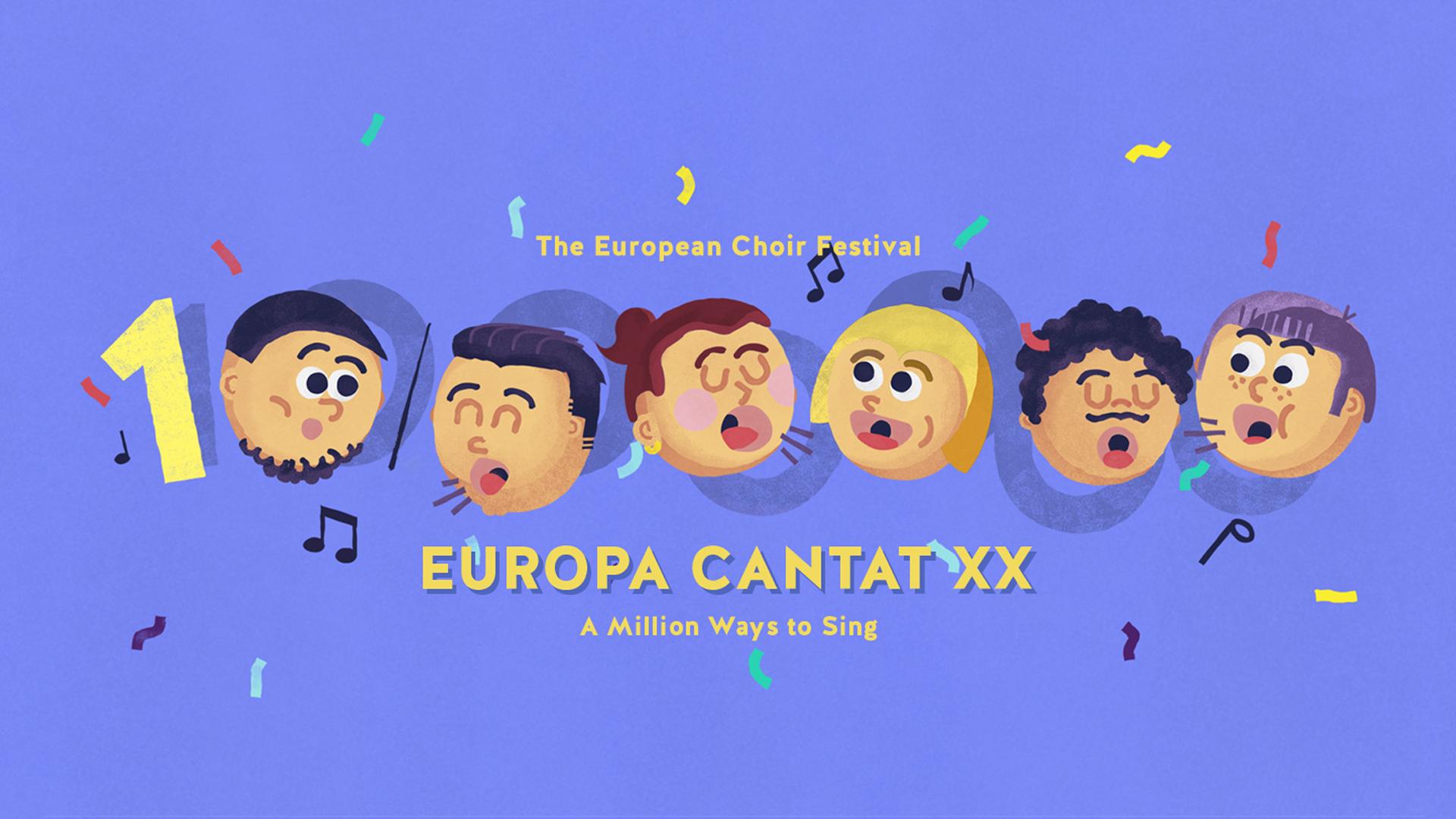 Tallinnas on algamas esmakordselt suurejooneline kultuurifestival EUROPA CANTAT, mis tähistab hooaja lõppu minu esinemistele kooris