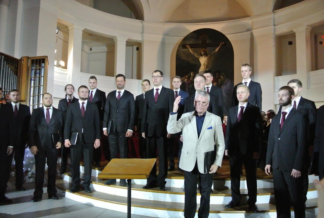 Minu viimane kooriesinemine toimub selle aasta jõulukontserdi raames Tallinnas Mustpeade majas